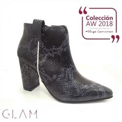Zapatos marrones formales Albano para mujer ELINXdt
